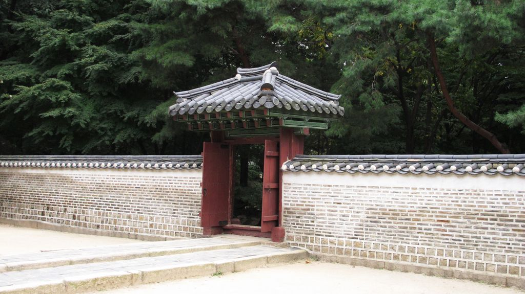 Jongmyo Shrine, Seoul, Korea — Ivan Herman